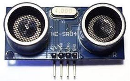 Picture of Module cảm biến siêu âm SRF04 (tạm hết)