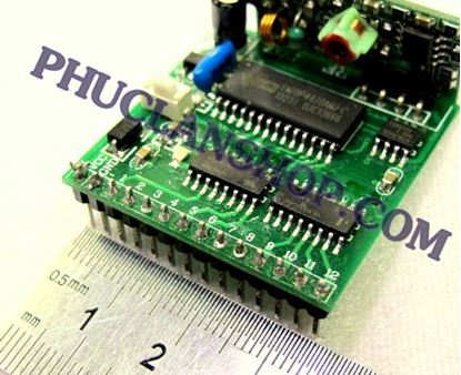 Picture of Module Thu RF Tần Số 315MHZ, 12 Ngã Ra