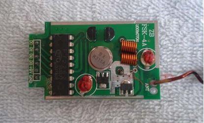 Picture of Bo phát sóng RF (FSK-4A) xa 500M IC2272