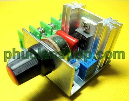 Picture of Module Điều chỉnh Điện áp AC 220V, 2000W
