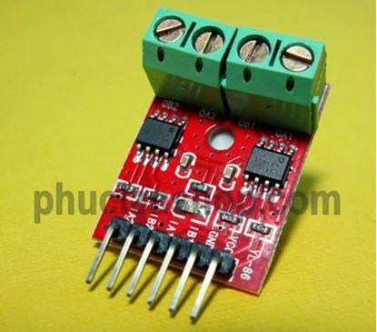 Picture of Module điều khiển động cơ (mạch cầu H) dùng L9110