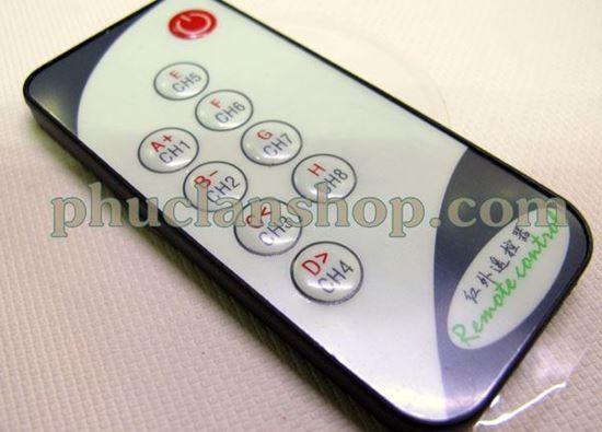 Picture of Remote hồng ngoại 8 nút