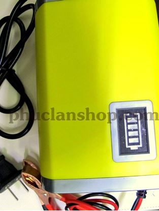Picture of Bộ sạc acquy 12V/6A