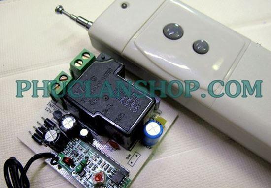 Picture of Bộ điều khiển sóng RF 400m ( đóng mở máy bơm nước)