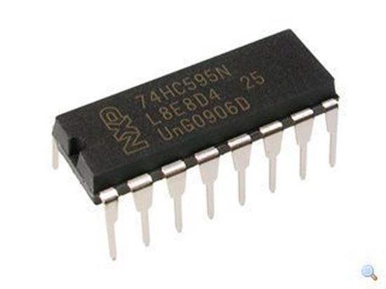 Picture of 74HC595 (hàng Philips)