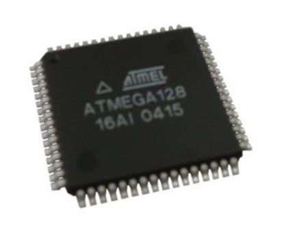 Picture of ATmega128-16AU (Atmel)