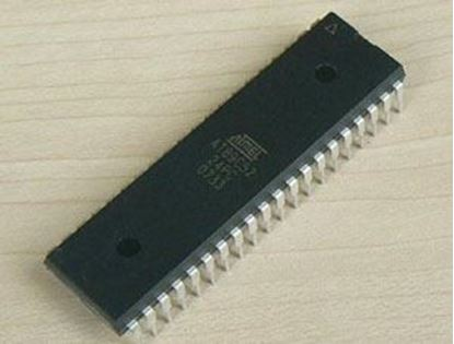 Picture of AT89C52-24PU