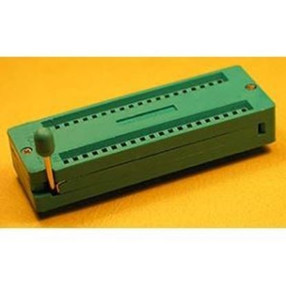 Picture of ZIF Socket 40pin
