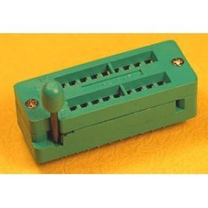 Picture of ZIF Socket 18pin