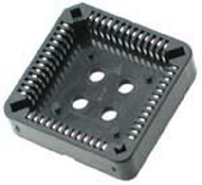 Picture of PLCC 44pin