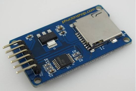 Picture of Module ghi đọc thẻ Micro SD