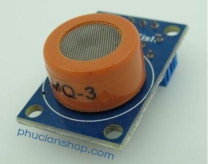Picture of Module cảm biến nồng độ cồn MQ3