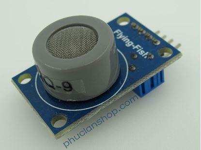 Picture of Module cảm biến khí dễ cháy (carbon monoxide) MQ9