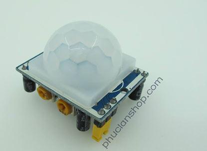 Picture of Module Cảm Biến Chuyển Động HC-SR501