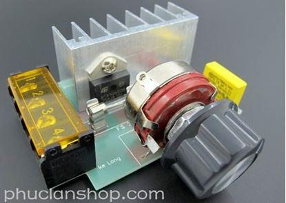 Picture of Module điều chình điện áp AC 220V 4000W (không hộp)
