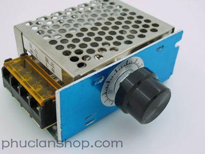 Picture of Module Điều chỉnh Điện áp AC 220V,4000W (có hộp)