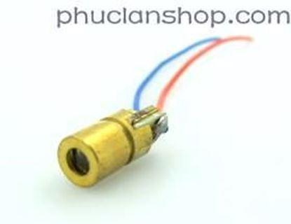 Picture of Module đèn laser điểm tròn 5mW