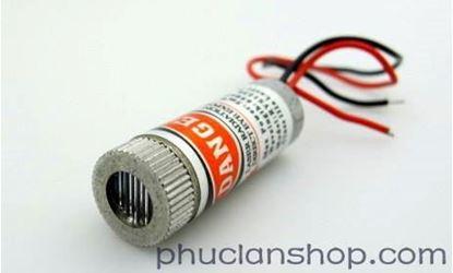 Picture of Module laser chữ thập 5mW (12mm) chỉnh được