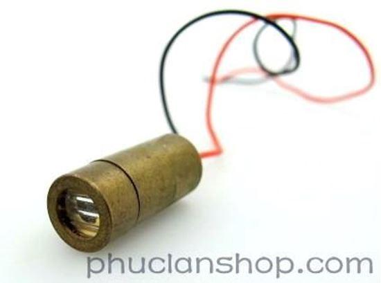Picture of Module laser chiếu đường thẳng và chữ thập 5mW