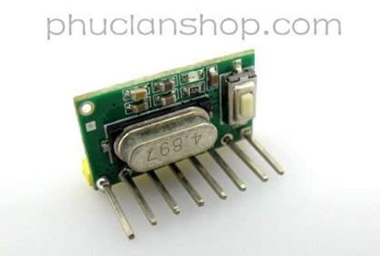 Picture of Module thu RF 315MHz (loại học mã code)