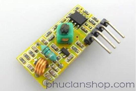 Picture of Module Thu RF 315Mhz hoặc 433Mhz vàng