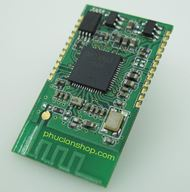 Ứng dụng đơn giản nhất của module OVC3860 Bluetooth