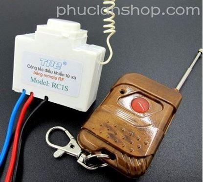 Picture of Công tắc điều khiển từ xa RF 220V 1000W