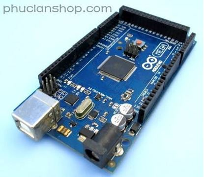 Picture of Arduino Mega 2560 R3 (TẶNG CASE) (hàng tốt)
