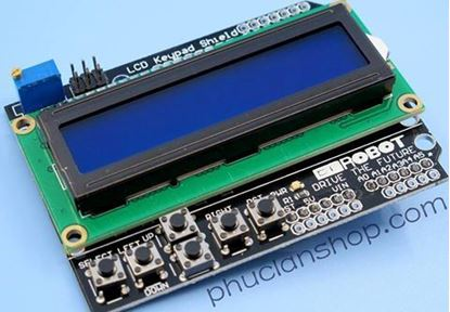 Picture of Module LCD1602 Keypad Shield