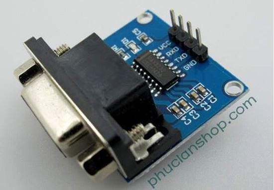 Picture of Module chuyển giao tiếp cổng COM RS232 sang TTL