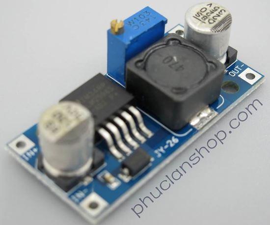 Picture of Module hạ áp dùng LM2596 ngõ ra điều chỉnh được
