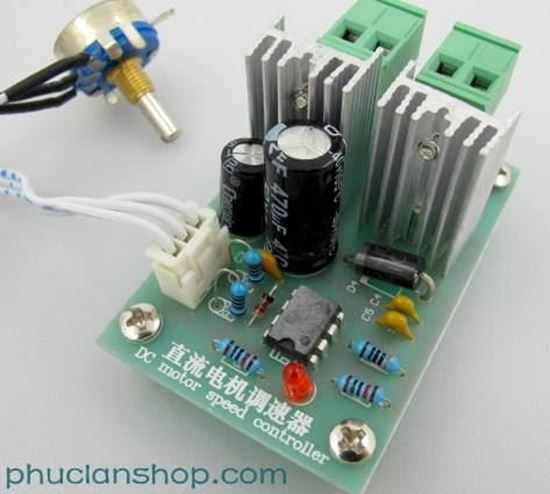 Picture of Module Điều Chế Độ Rộng Xung PWM DC-DC (Điều khiển động cơ DC)