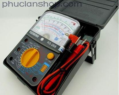 Picture of Đồng hồ đo điện tử Yoominh KS-268