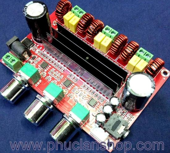 Picture of Mạch khuếch đại công suất âm thanh CLASS-D TPA3116D2 HiFi 2.1 loại cải tiến