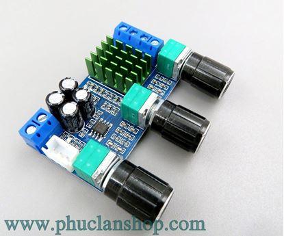 Picture of Mạch khuếch đại âm thanh TPA3116D2 2*80W - VBT