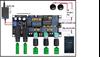 Picture of Mạch khuếch đại và tạo vang Micro cho Karaoke dùng nguồn đơn M273