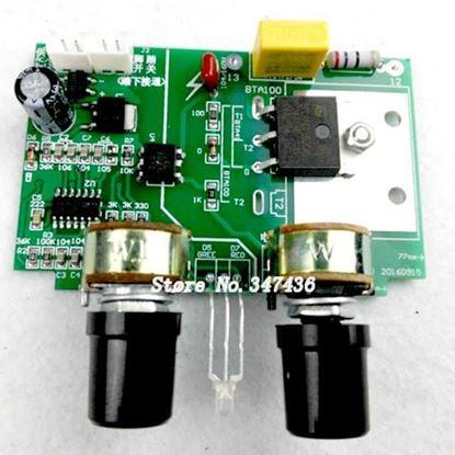 Picture of Mạch timer hàn điểm để hàn cell pin xài BTA41 (Timer giây BTA-41)