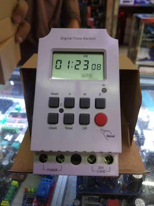 Picture of Công tắc hẹn giờ đến từng giây TMS28CH (Timer giây TMS28CH)