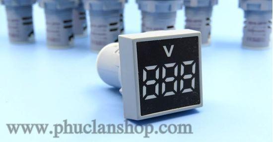 Picture of Đồng hồ báo VOLT AC 12~500VAC vàng