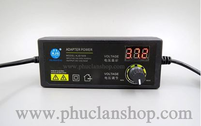 Picture of Adaptor điều chỉnh điện áp có hiển thị LED (3~36VDC) 1.5A