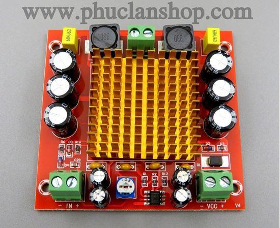 Picture of Mạch khuếch đại CLASS-D mono 150W M544