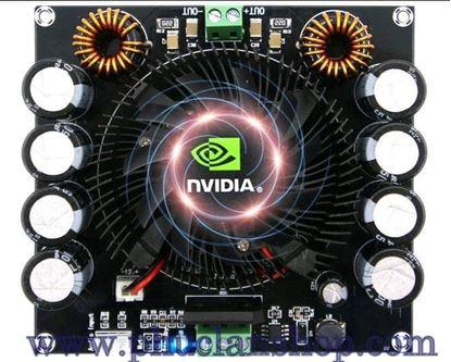 Picture of Mạch khuếch đại âm thanh Mono công suất 420W M257