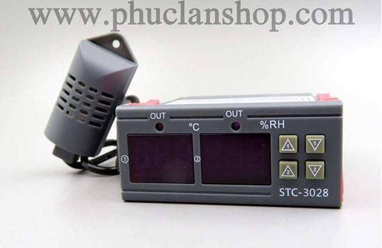 Picture of Thiết bị điều khiển tắt mở bằng nhiệt độ và độ ẩm