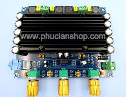 Picture of Mạch Công Suất Ampli CLASS-D TPA3116D2 150W*2  M549