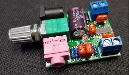 Picture of Mạch khuếch đại công suất 6W×2 class-D sử dụng chip PAM8406