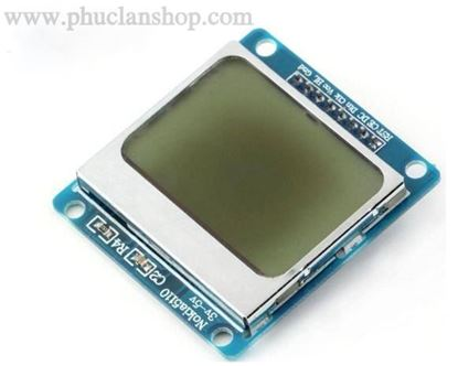 Picture of Module LCD Nokia 5110