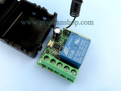 Picture of Mạch điều khiển RF học lệnh 315Mhz 1 kênh