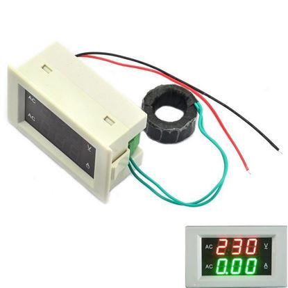 Picture of Đồng hồ hiển thị AC 300V, 100A