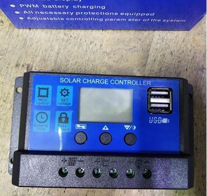 Picture of Mạch sạc solar 12/24V 30A có LCD